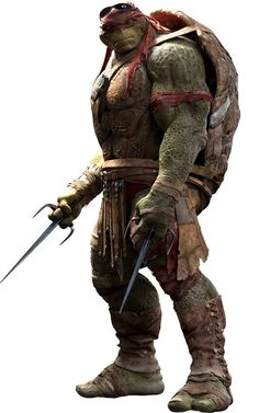 Raph from TMNT