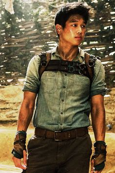 Hawt!! Ki Hong Lee (Minho from Maze Runner))