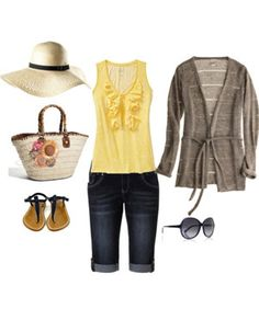 Perfect clothing for a picnic #date