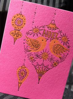 Modern Holiday and Christmas Cards | Oh So Beautiful Paper