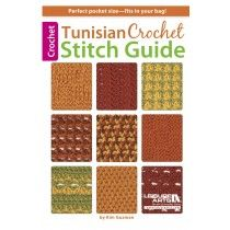 Tunisian Crochet book via @jessie_athome