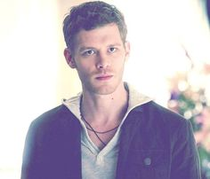 Joseph Morgan as Klaus on The Vampire Diaries/The Originals