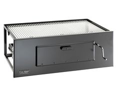 Charcoal Lift-A-Fire Slide-In - Fire Magic Grills