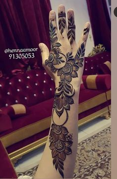 hi tum - - Kashee's Mehndi Designs, Floral Henna Designs, Back Hand Mehndi Designs, Stylish Mehndi Designs, Latest Bridal Mehndi Designs, Mehndi Designs For Girls, Mehndi Designs For Beginners, Mehndi Design Photos, Wedding Mehndi Designs