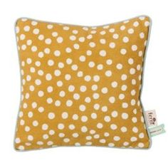 Coussin design curry