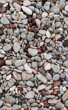 Wallpaper pebbles shapes sea stones - Wallpapers HD