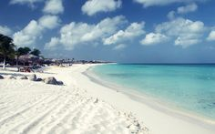 Eagle Beach | Aruba  Beautiful| Aruba  Beautiful powdery white sand. Description from pinterest.com. I searched for this on bing.com/images