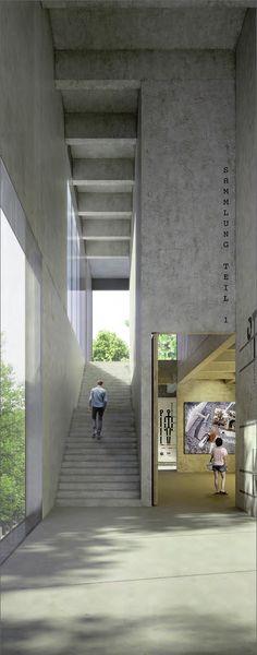Gallery - Foundation Bauhaus Dessau Announces Winners of Bauhaus Museum Competition - 41