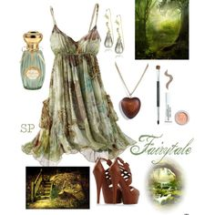 A fashion look from June 2012 featuring Casadei sandals and Jules Smith necklaces. Browse and shop related looks.