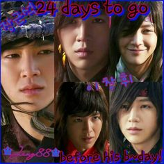24 days before his birthday! Our Asia Prince Jang Keun Suk as Lee Chang-hwi in Hong Gildong back in year 2008.. One of my favorite Korean historical dramas.. And another excellent portrayal of a character from our Prince.. (Cr.to owners/uploaders of the pics) ♚Jang88♚