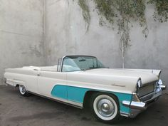 '59 Lincoln Continental Convertible