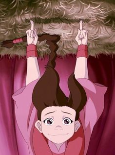 ATLA 30 day challenge day 3: favorite minor character: Ty Lee. In a very strange way, Ty lee reminds me of myself. I loved how innocent yet powerful she was, and that time when she stood up to Azula was one of my favorite moments in the entire series!
