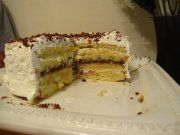 This is a traditional Italian dessert that is often served as a birthday cake and can bepurchased in Italian bakeries in NY. But alas, if you now live in Texas, you have to figure out how to make…