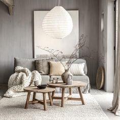 home dco Gulle aarde: haal de natuur in - Home Living Room, Interior Design Living Room, Living Room Designs, Living Room Decor, Cozy Room, Living Room Inspiration, Style At Home, Luxury Living, Ikea