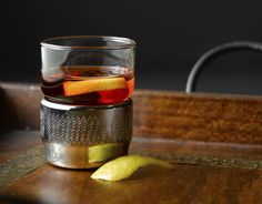The Mix: The Sazerac #cocktail #recipe #bitters