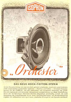ISOPHONE orchester
