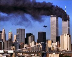 NYC Twin towers September 11  gone but not forgotten