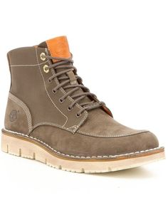 Timberland   Brown Men ́s Westmore Premium Nubuck Lace Up Boots for Men    Lyst Mens 4098d5aefc