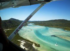 Hill Inlet, Whitsunday Islands National Park, Queensland, Australia ✯ ωнιмѕу ѕαη∂у