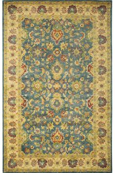 Persian Garden Area Rug - Area Rugs - Wool Rugs - Floor Covering | HomeDecorators.com