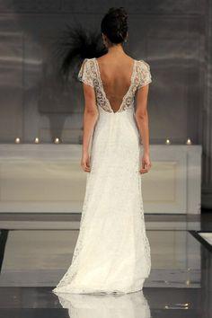love lace cap-sleeve wedding dresses. perfect for my future vinyard wedding