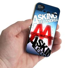 Case, iPhone Case, iPhone 5 Case, iPhone 4 Case, iPhone 4s Case, Cell Phone, Hot, Trend, Design, Band iPhone Case, Music iPhone Case, Rock iPhone Case, Guitar, Drum, Bass, Singer, Asking Alexandria, Heavy Metal, English, Britain,  Danny Worsnop, Ben Bruce, James Cassells, Cameron Liddell, Sam Bettley, Stepped Up And Scratched, From Death to Destiny, Stand Up and Scream, Reckless & Relentless, A Prophecy, Not the American Average, Alerion,  A Single Moment of Sincerity, Final Episode