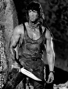 Expendables Tattoo, Expendables Movie, Rambo 3, John Rambo, New Movies, Good Movies, Indie Movies, Rambo Quotes, Rocky Balboa Poster