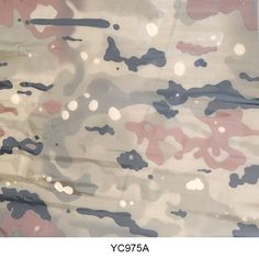 Hydro dipping film camouflage pattern YC975A