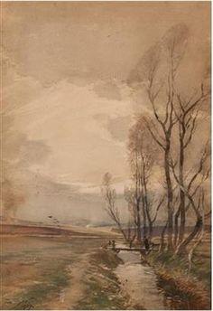 Whin Burning, Eden Water, Gordon Berwickshire - Том Скотт