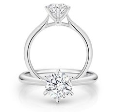 A classic and timeless style. Timeless Fashion, Engagement Rings, Jewels, Diamond, Classic, Style, Enagement Rings, Derby, Swag