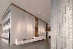 Ziba Design lobby, Portland, OR