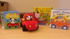 one little librarian: trucks