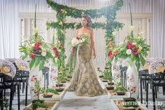 Publication: WedLuxe Magazine; Concept Creator, Co producer, art director & photographer L'Atelier Lumière; Planner, Co-Producer, co-stylist La Chic Soirée; Creative Director, Co-producer, Co-Stylist, Floral & Decor Design G.P.S. Decors & Wedding Services; Fine Cakes By Zehra; So Pretty in Print; Event Graffiti; Ines Di Santo; @beautyconceptsbyshirleywu; Susan Murray International; Detailz Couture Event Rentals; Event Rental Group; Sloane Tea; !Xam Diamonds; Kim's Nature