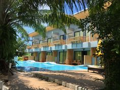 Pool Access and Sky View suite Le Pes Villas, Khanom Thailand