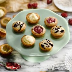 Aren't these Southern Corn Meal Cookie Tartlets cute as a button? This recipe is absolutely perfect for any holiday party and is made with raspberries, whipping cream and hot fudge!