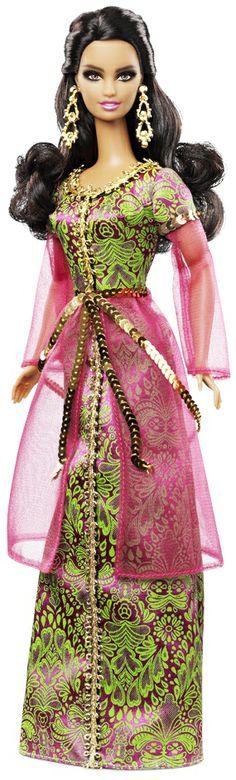 Barbie Marruecos (Dolls of the World)