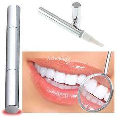 New Teeth Whitening Gel Pen Tooth Cleaning Bleaching Dental Whitener White Kit Paint Pens, Gel Pens, Best Teeth Whitening, White Teeth, Teeth Cleaning, Dental, Tooth, Bleach, Lipstick