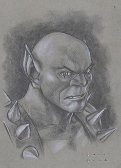ThunderCats - Panthro by Mike Choi *