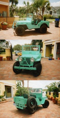 Willys CJ-2A Jeep - Photo submitted by Sheila Simpson.