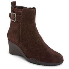 Women's Aerosoles Entorage - Dark Brown Suede...i have these...very comfy
