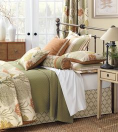 online shopping for Caicos Duvet Cover Collection Eastern Accents from top store. See new offer for Caicos Duvet Cover Collection Eastern Accents Tropical Bedding, Coral Bedding, Green Bedding, Nautical Bedding, Beach Bedding, Duvet Sets, Duvet Cover Sets, Eastern Accents, Luxury Bedding Collections