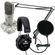 Devine broadcasting kit