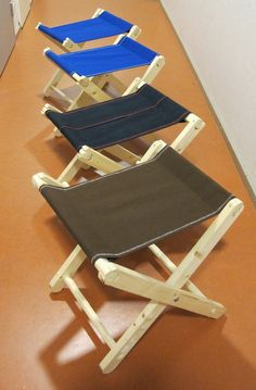 Dalsbruks skolas slöjdblogg: Textilslöjd Folding Furniture, Woodworking Furniture Plans, Diy Pallet Furniture, Unique Furniture, Wood Furniture, Diy Wooden Projects, Wooden Diy, Camping Furniture, Farmhouse Dining Chairs