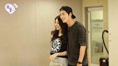 Awhh Yura & Hong Jong Hyun <3