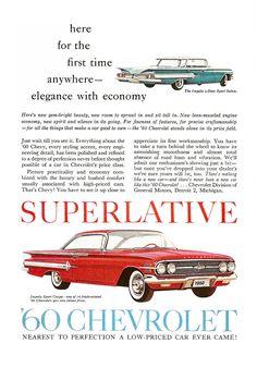 Collectibles Energetic Original Vintage 1963 Chevy Ii Sales Brochure Chevrolet Advertising Car Auto American
