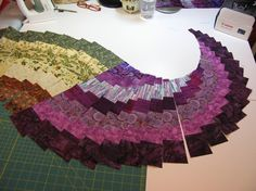 Table runner projects