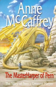 All of the Pern books by Anne McCaffrey are fantastic. She was the first (and only) famous author who replied out of the hundreds of fan letters my English class wrote one year.