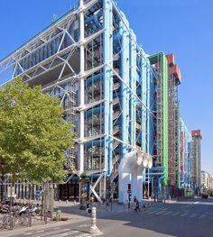 Centre Georges Pompidou Paris IV