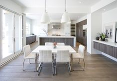 AyA Kitchens - Project - Tribeca Stello & Chelsea White High Gloss