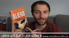 Los libros de misterios arqueología física y extraterrestres que suelo leer